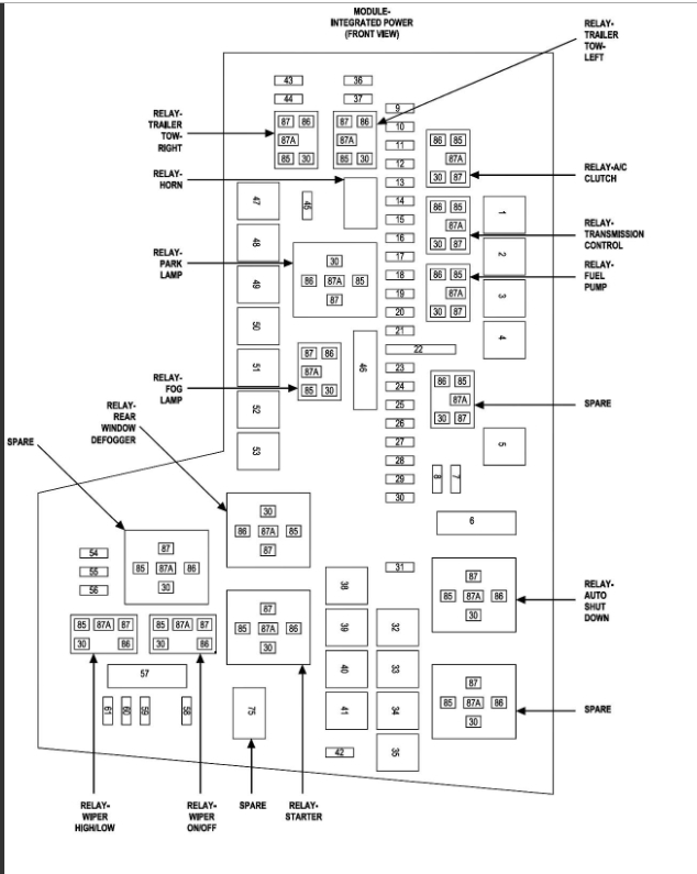 low current relay switch circuit