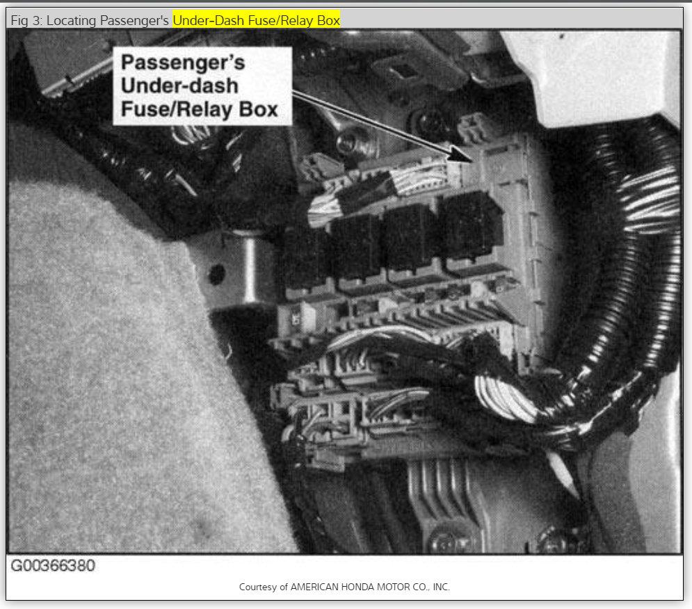 hight resolution of 2014 honda odyssey fuse diagram