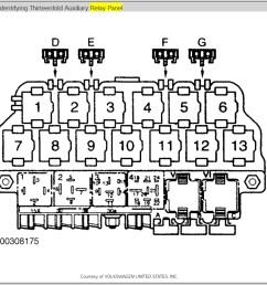 2013 vw beetle fuse box label u2022 wiring diagram for free [ 952 x 865 Pixel ]