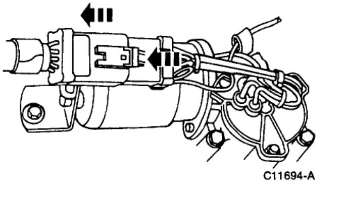 Not Shift Into 4x4: Transmission Problem 1998 Ford F150 V8