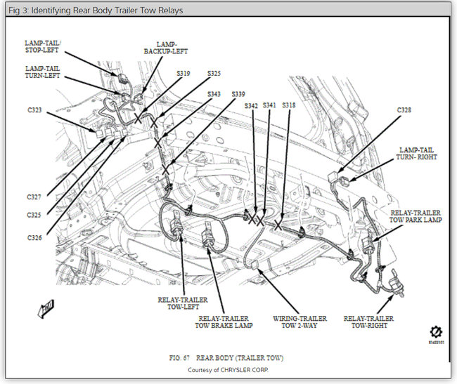 wiring diagram for a wiper motor