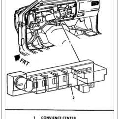 1998 Chevy S10 Fuel Pump Wiring Diagram Digestive System Flow Chart Relay Question Is Where The Located On My Thumb