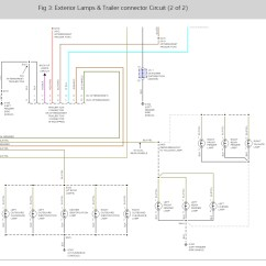 Trailer Light Wiring Diagram 5 Wire 1999 Ford F150 Ignition Switch Do You Have The Tail For A Thumb