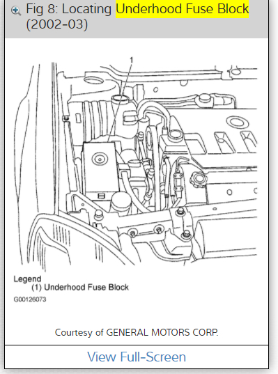 Fuel Pump Relay?: Where Do I Locate the Fuel Relay Pump on
