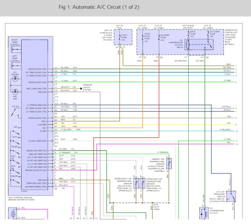 small resolution of 2002 envoy a c compressor wiring diagram