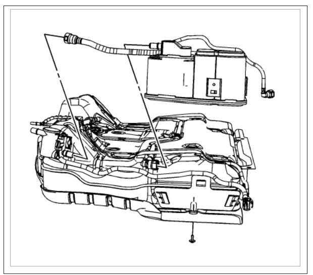 Service manual [How To Replace Evap Canister On A 2006