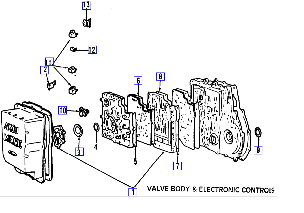 Shift Solenoid Location: Where Is P0755 Shift Solenoid