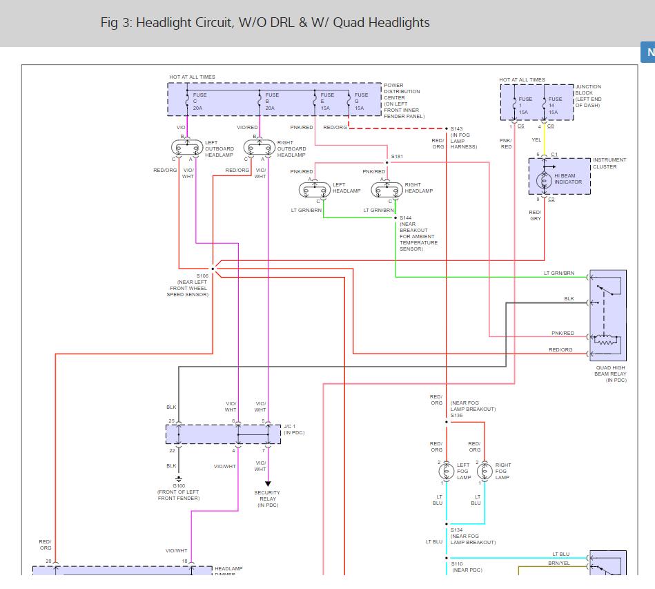 Diagram  Detroit Speed Headlight Door Kit U2022