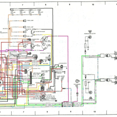 Cj7 Wiring Diagram Butterfly Lighting 1978 Jeep Tail Light I Have A Little Issue