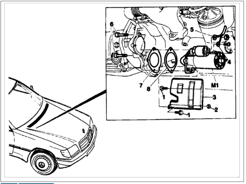 Crank No Start Issue: (E300td Model) It Just Turns and