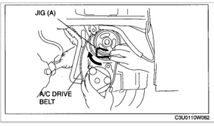 Drive Belt Diagram: I Am Rebuilding a Mazda 3 with the 2.3