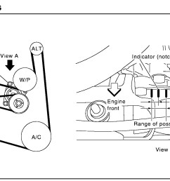 2002 nissan altima diagram wiring diagrams second 2002 nissan altima 2 5 belt routing diagram [ 2176 x 1058 Pixel ]
