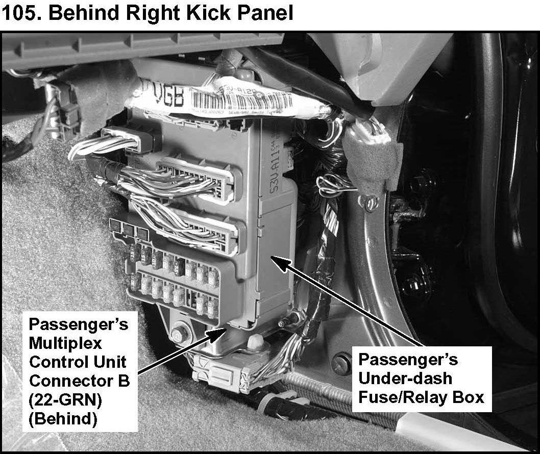 hight resolution of 2007 acura rdx fuse box wiring diagram 2007 acura rdx fuse box