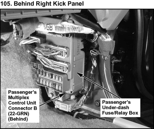 small resolution of 2007 acura rdx fuse box wiring diagram 2007 acura rdx fuse box