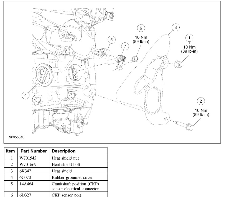 medium resolution of ford crankshaft diagrams data schematic diagram 2002 ford taurus crankshaft position sensor diagram in addition 2014