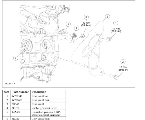 small resolution of ford crankshaft diagrams data schematic diagram 2002 ford taurus crankshaft position sensor diagram in addition 2014