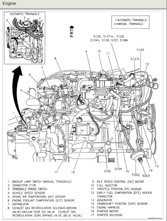 Metro 1 3 Engine Diagram