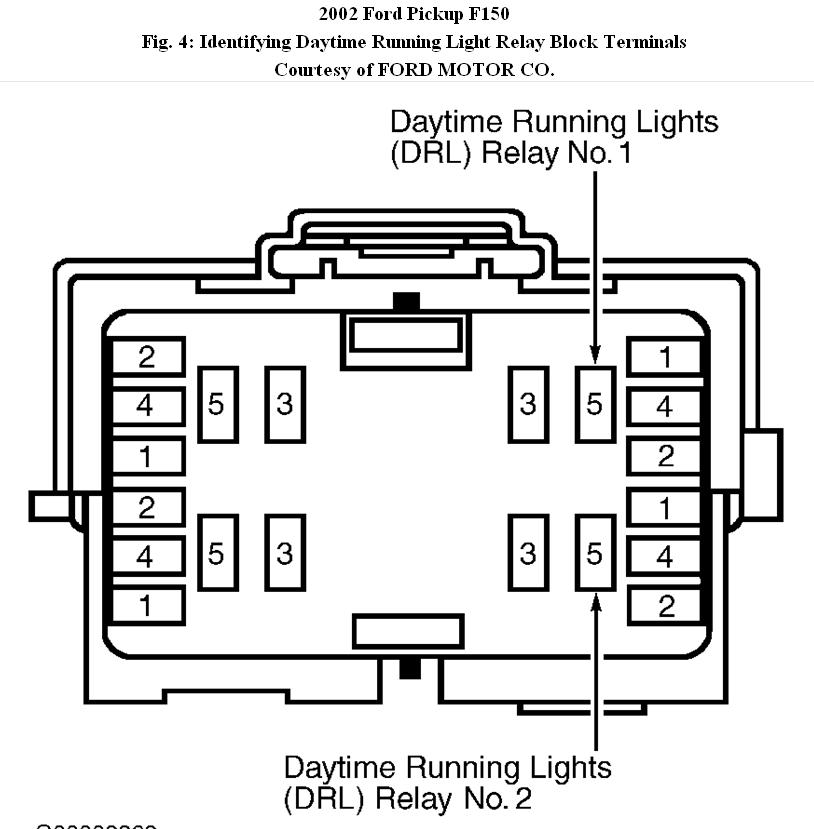 2001 Ford F150 Auto Lamp Wiring Diagram : 39 Wiring
