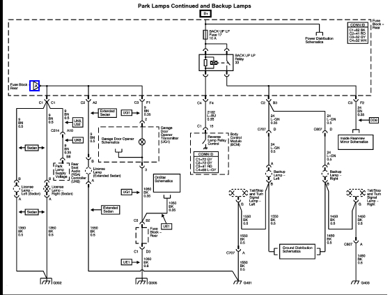 Headlamp Wiring Harness Diagram: Need Diagram of the