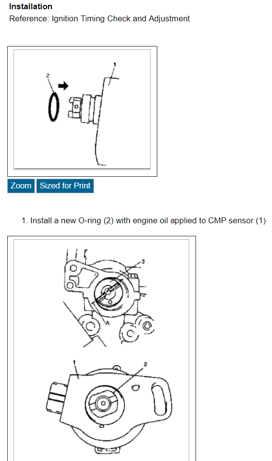 Camshaft Sensor: Need to Know Where Its Located on Engine