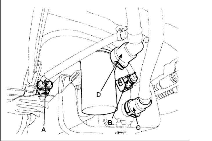 Purge Control Valve Solenoid: Engine Performance Problem