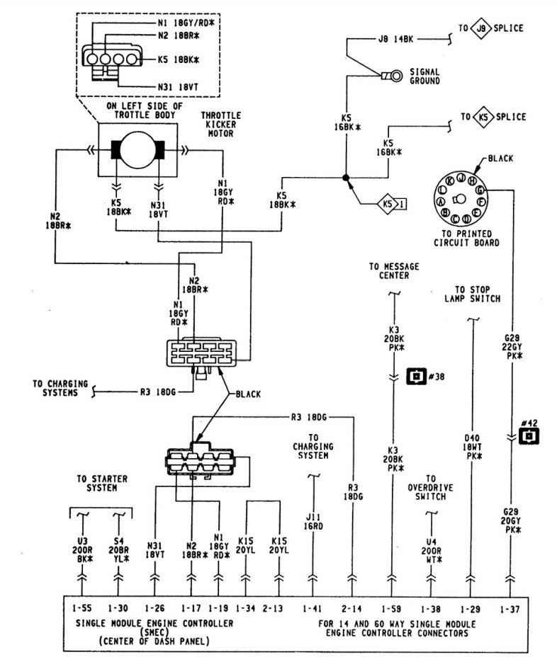 Wiring Diagram: I Am Looking for Complete Wiring