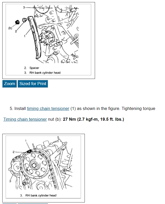 Timing Chain Diagram: Where Can I Get a Diagram for