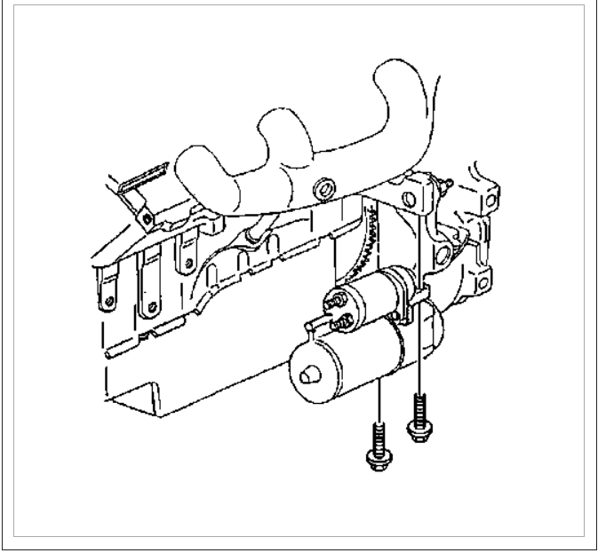 Will Not Crank: Six Cylinder Front Wheel Drive Automatic