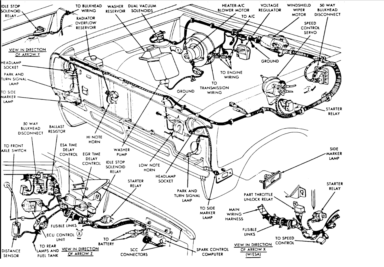 Dodge B150 Wiring Diagram