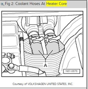 Water Hose: Is There any Water Hose Under Dashboard