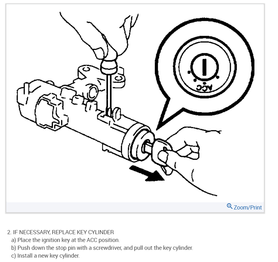 Ignition Switch Problems: Key Turns in Cylinder but Does