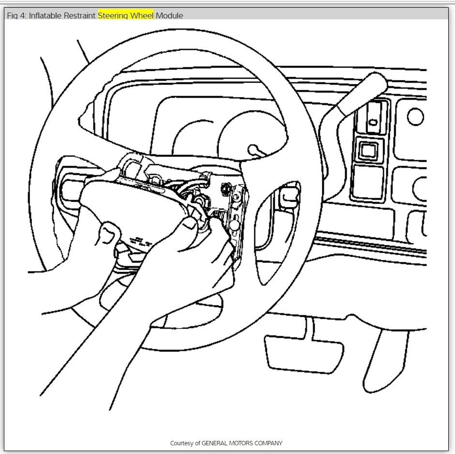 Steering Wheel Removal Instructions Needed: I Want to