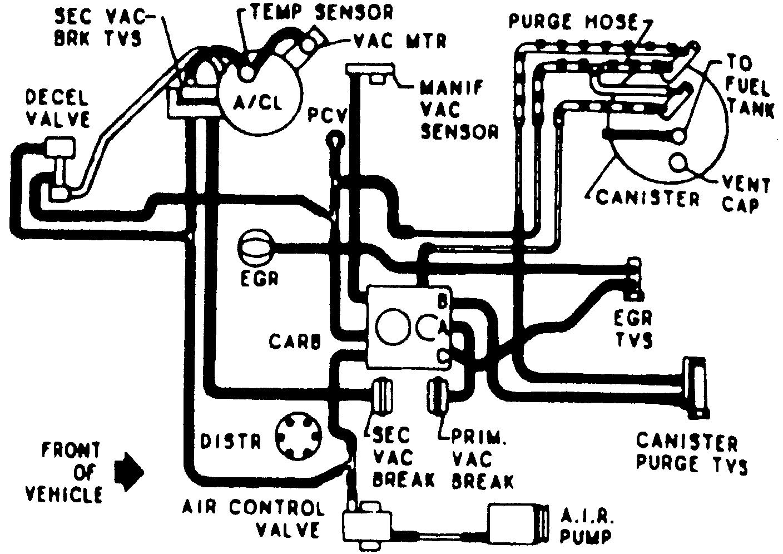 I Need Vacuum Line Schematics?: Vacuum Lines Have Gotten