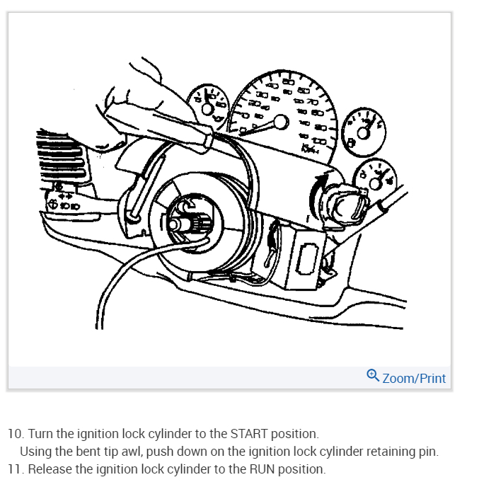 Key Stuck in Ignition: Key Stuck in Ignition, and Battery