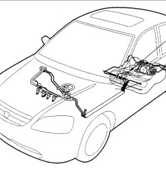 2007 honda civic fuel filter diagram wiring diagram sheet 2001 honda civic fuel system diagram schema [ 1685 x 824 Pixel ]