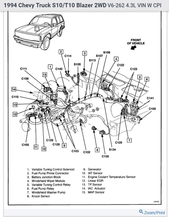 97 chevy blazer fuel pump wiring diagram 2000  options