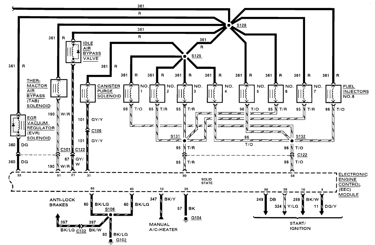 Ford E 350 Fuel Wiring Diagram