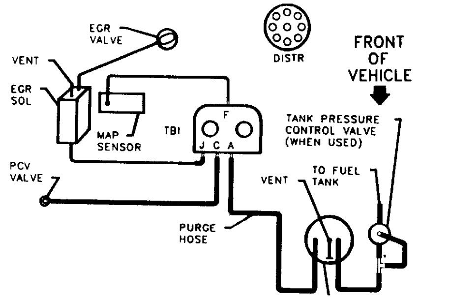 [DIAGRAM] Howell Tbi Vacuum Diagram