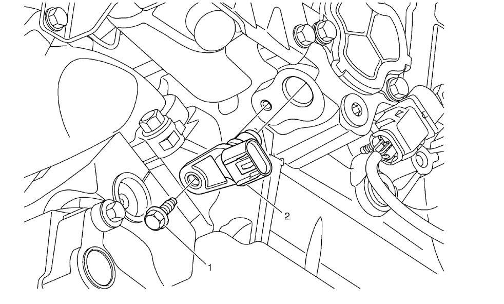 Camshaft Position Sensor: I Replaced the Camshaft Position