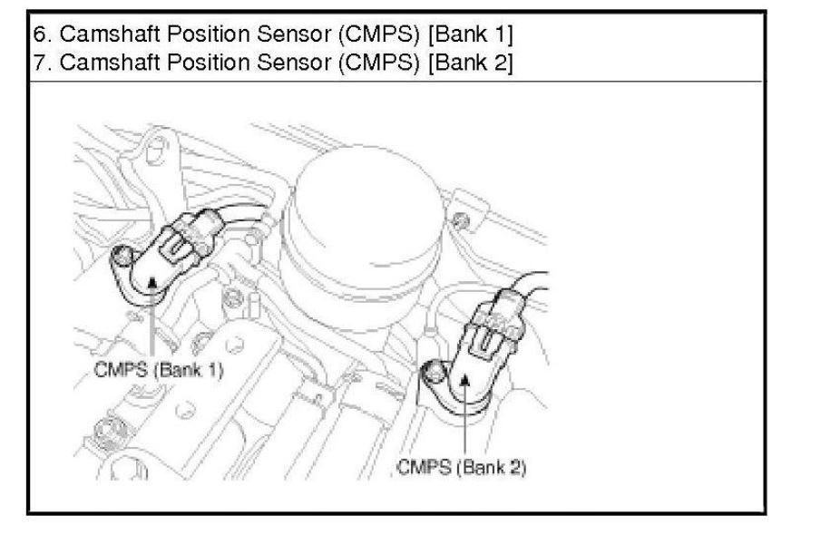 2005 Kia Sorento Crankshaft Position Sensor Location