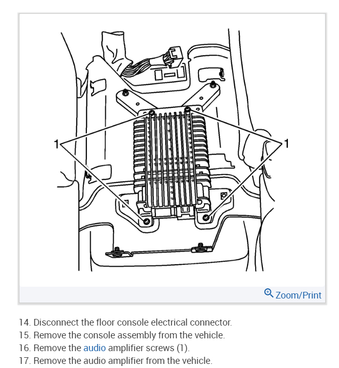 1999 Chevy Tahoe Radio Wiring Diagram