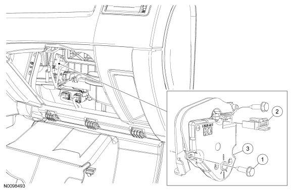 Passenger Side Blend Door Actuator Replacement: My Car Is