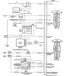 no pulse to injectors chevrolet k1500 getting spark to all plugs 98 vortec injector wiring diagram [ 964 x 845 Pixel ]