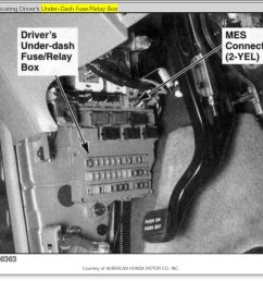 2005 odyssey fuse diagram [ 992 x 882 Pixel ]