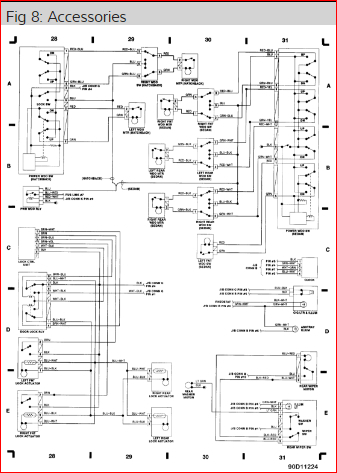 Wiring and Fuse Box Diagram: I Want to Ask if Someone Has