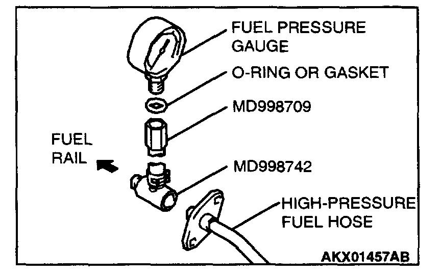Fuel Pump Replace Ran Shut Off Will Not Start