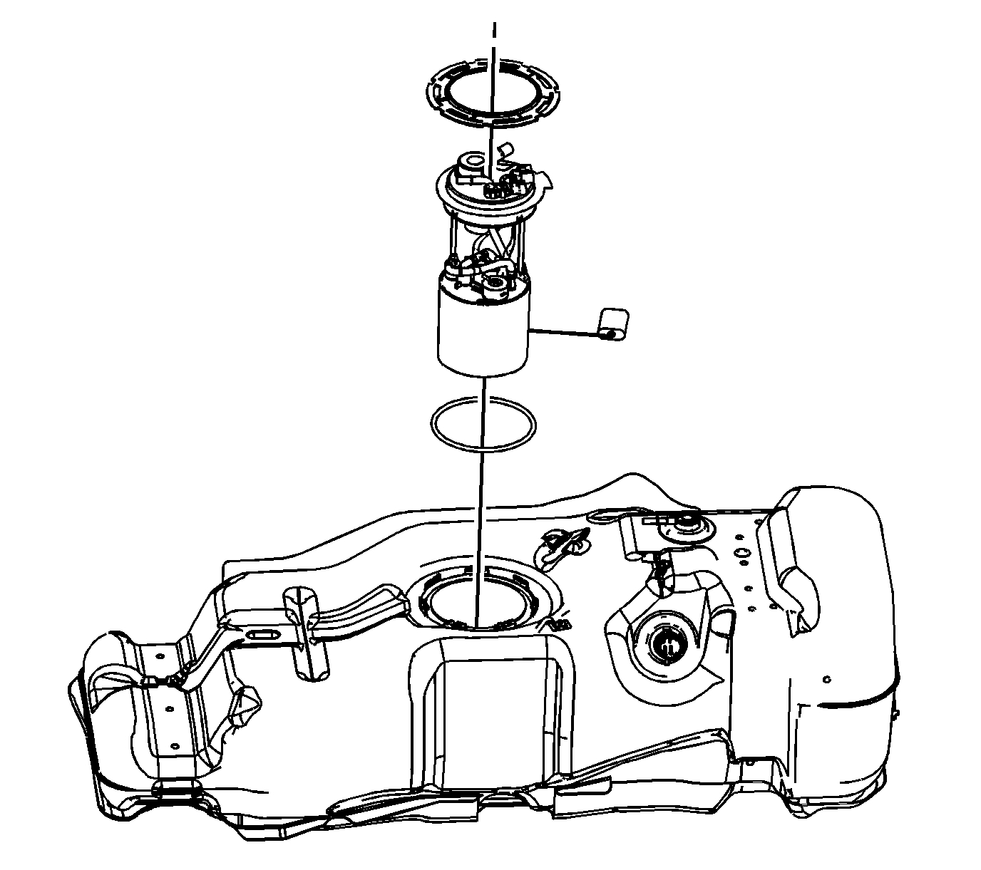 Fuel Pump: I Had a Code PO068 and PO101. I Replaced the
