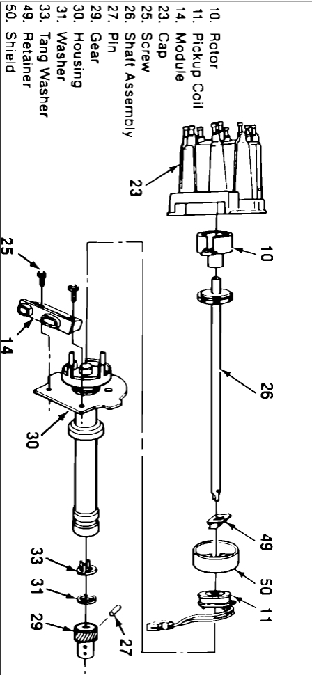 Camshaft Position Sensor Location: Where Is the Camshaft