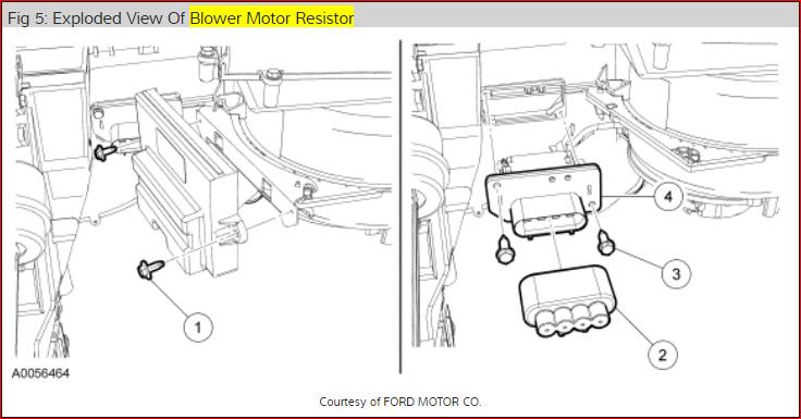 Intermittent Blower: Blower Motor Works Fine on All Speeds