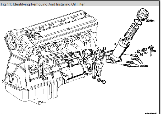 How to Replace the Oil Filter Housing